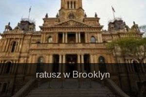 Ratusz w Brooklyn
